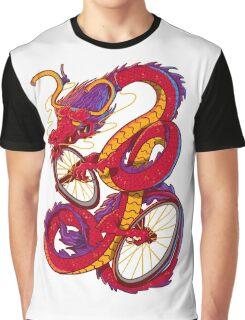 Dragon Bike Graphic T-Shirt