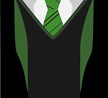 Slytherin Harry Potter Uniform by Superbubble