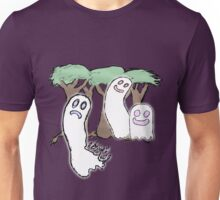 Normal Ghosts Unisex T-Shirt