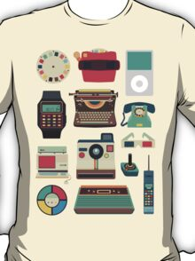 Retro Technology 2.0 T-Shirt