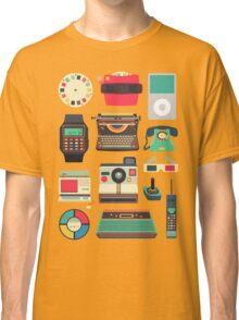 Retro Technology 2.0 Classic T-Shirt