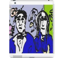 Gothic Farm iPad Case/Skin