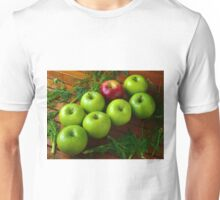 """ We are all apples!"" Unisex T-Shirt"
