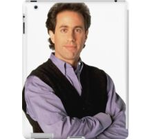 Straight Up Seinfeld iPad Case/Skin