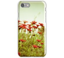 River flowers...not quite wild iPhone Case/Skin