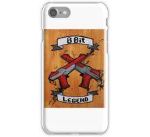 Nintendo 8 Bit Legend iPhone Case/Skin