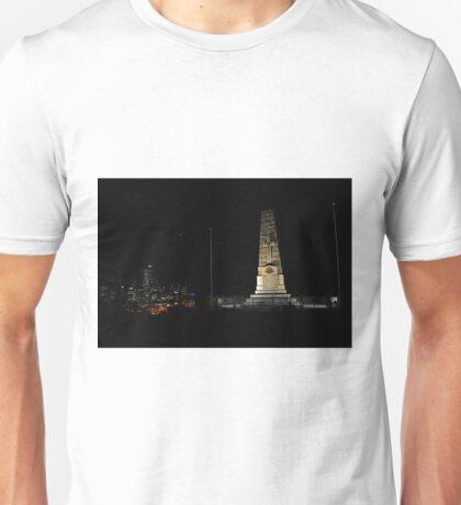 Lunar Eclipse - Perth, Western Australia Unisex T-Shirt