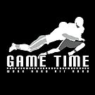 Game Time - Tackle (Black) by Adamzworld