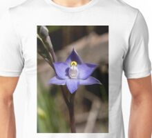 Slender Sun Orchid - Thelymitra pauciflora Unisex T-Shirt