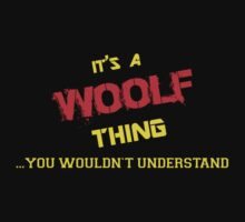It's A WOOLF thing, you wouldn't understand !! by satro