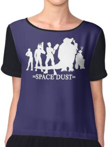 space dust Chiffon Top