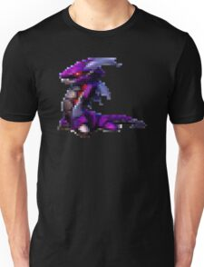 8bit Robot dragon Unisex T-Shirt