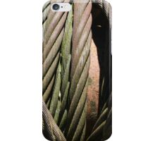 winch for ships iPhone Case/Skin