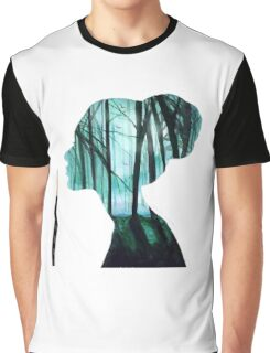 Sound of painting forest Graphic T-Shirt