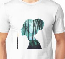 Sound of painting forest Unisex T-Shirt