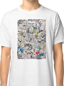 Kamasutra LOVE Doodle Classic T-Shirt