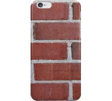 Contemporary Brick Wall iPhone Case/Skin
