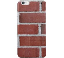 Contemporary Brick Wall iPhone Case/Skin