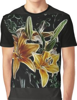 Seize the Daylilies Graphic T-Shirt