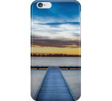 Dusk - Lake Wendouree iPhone Case/Skin