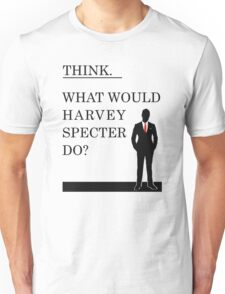What would Harvey Specter do? #WWHD - T-Shirt / Phone case / Mug / More 2 Unisex T-Shirt