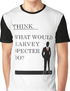 What would Harvey Specter do? #WWHD - T-Shirt / Phone case / Mug / More 2 Graphic T-Shirt