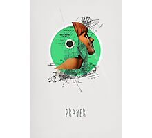 Prayer Photographic Print