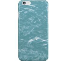 water background iPhone Case/Skin