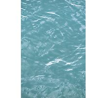 water background Photographic Print