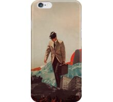 Leaving Their Cities Behind iPhone Case/Skin