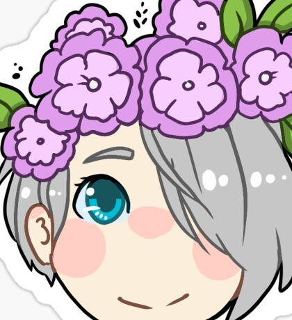 Viktor - Yuri!!! On Ice Sticker