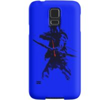 blue arrow Samsung Galaxy Case/Skin