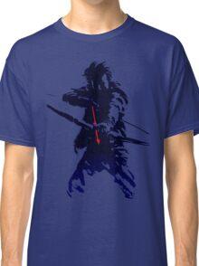 blue arrow Classic T-Shirt