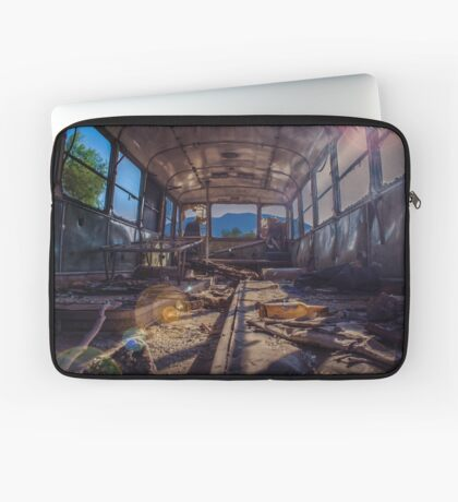 The party is over Laptop Sleeve