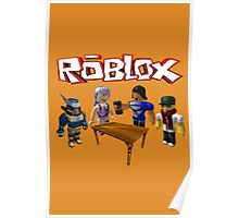 Roblox Friends Poster