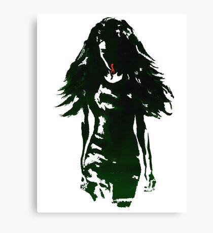 viper Canvas Print