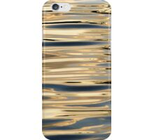 Water abstract. iPhone Case/Skin