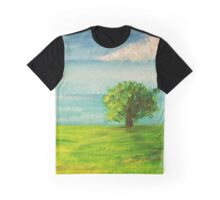 Alone Graphic T-Shirt