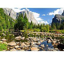 Yosemite national park. California. USA. Photographic Print