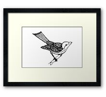 Just Sing Framed Print