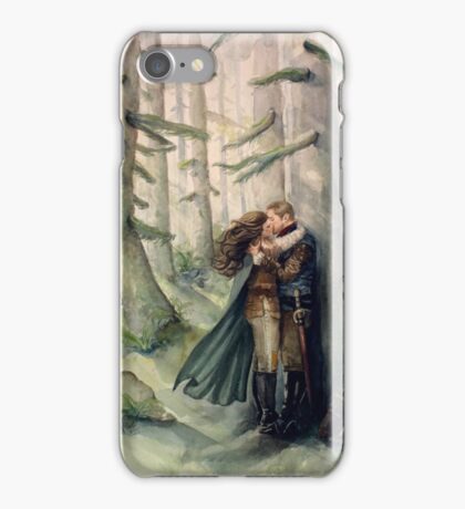 Snow and Charming iPhone Case/Skin