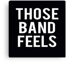 Bands. Canvas Print