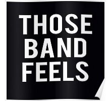 Bands. Poster
