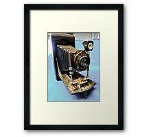 Autographic Kodak Special Framed Print