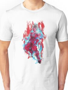 Super Saiyan God KaioKen Goku (Dragon Ball Super) Unisex T-Shirt