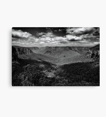 Blue Mountains, Australia Canvas Print