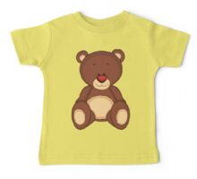 You're never too old for a teddy Baby Tee