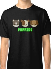Puppies Classic T-Shirt