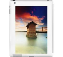 Pump  House  iPad Case/Skin
