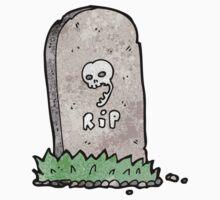 spooky grave by Matthew Britton